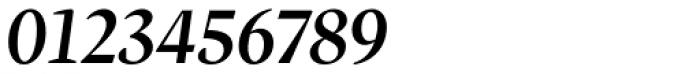 Inka A Title Medium Italic Font OTHER CHARS