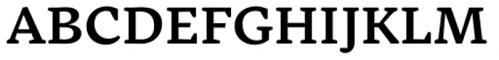 Inka B Small Medium Font UPPERCASE