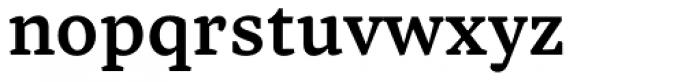 Inka B Small Medium Font LOWERCASE