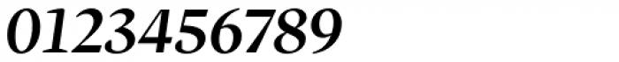Inka B Title Medium Italic Font OTHER CHARS