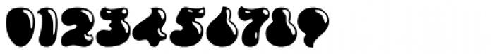 Inklea Slick Font OTHER CHARS
