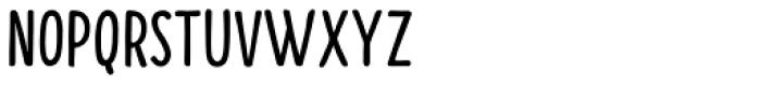 Inkston Sans Font UPPERCASE