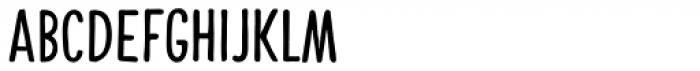 Inkston Sans Font LOWERCASE