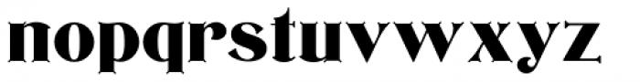 Inland Edwards Plain NF Font LOWERCASE