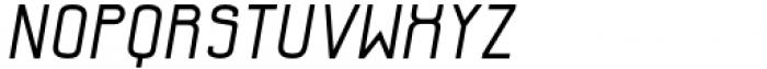 Inlow Bold Italic Font UPPERCASE