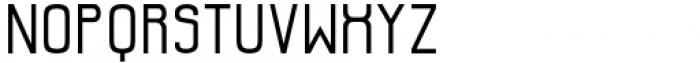 Inlow Bold Font LOWERCASE