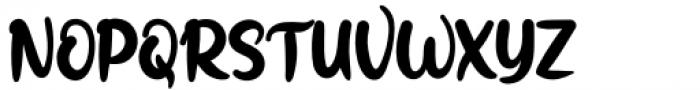 Inner Vintage Regular Font UPPERCASE