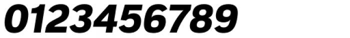 Innova Black Italic Font OTHER CHARS