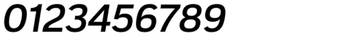 Innova Demi Italic Font OTHER CHARS