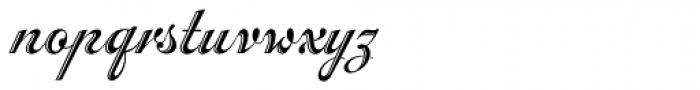 Inscription Std Font LOWERCASE