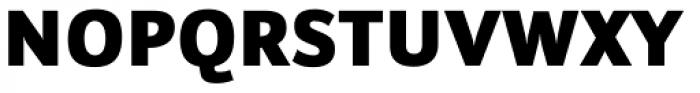 Insider Black Font UPPERCASE