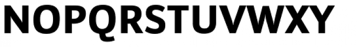 Insider Bold Font UPPERCASE