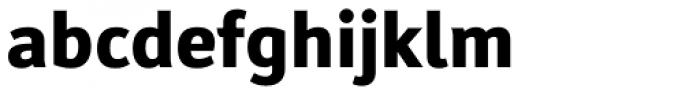 Insider Bold Font LOWERCASE