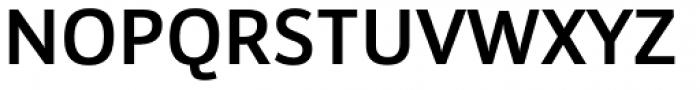 Insider Medium Font UPPERCASE