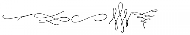 Insolente Alternates Font OTHER CHARS