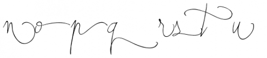 Insolente Alternates Font LOWERCASE
