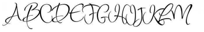 Inspiration ROB Font UPPERCASE