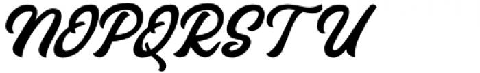 Instabread Regular Font UPPERCASE