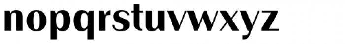 Instance PRO Black Bold Font LOWERCASE