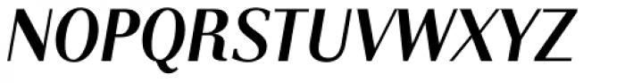 Instance PRO Regular Bold Italic Font UPPERCASE