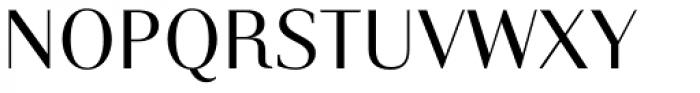 Instance PRO Regular Font UPPERCASE