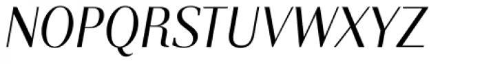 Instance STD Office 2 Italic Font UPPERCASE