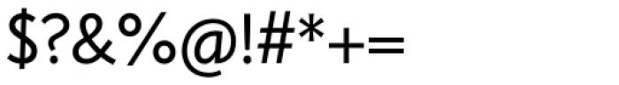 Instant 3 Regular Font OTHER CHARS