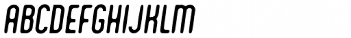 Integra Chic Italic Font UPPERCASE