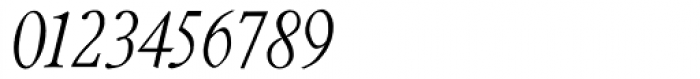 Integrity JY Lining 2 Medium Italic Font OTHER CHARS