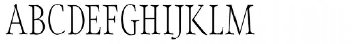 Integrity JY Lining Roman Font UPPERCASE