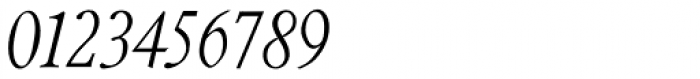 Integrity JY Pro Medium Italic Font OTHER CHARS