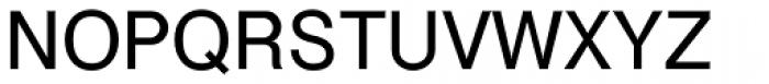 Intelect MF Medium Font UPPERCASE