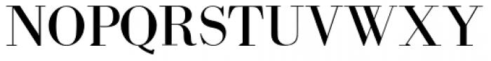 Intellecta Bodoned Font UPPERCASE