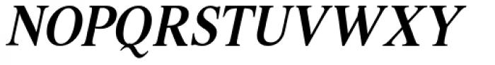 Intellecta Romana Humanistica Italica Font UPPERCASE