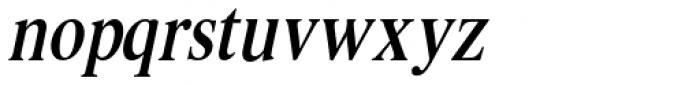 Intellecta Romana Humanistica Italica Font LOWERCASE