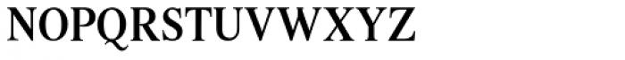 Intellecta Romana Humanistica Versalete Font LOWERCASE