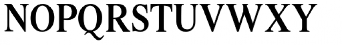 Intellecta Romana Humanistica Font UPPERCASE