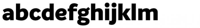 Intelo Alt Extra Bold Font LOWERCASE