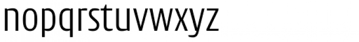 Intercom Light Font LOWERCASE