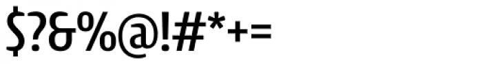 Intercom Medium Font OTHER CHARS