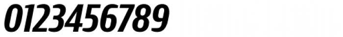 Intercom Semibold Italic Font OTHER CHARS