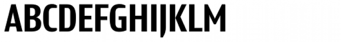 Intercom Semibold Font UPPERCASE