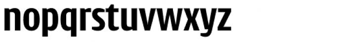 Intercom Semibold Font LOWERCASE