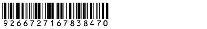 Interleave SB OCR Font OTHER CHARS