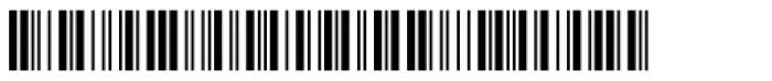 Interleave SB Regular Font UPPERCASE