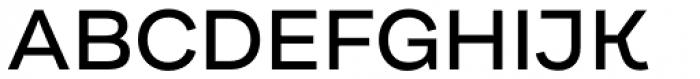 Internacional Alt Regular Font UPPERCASE