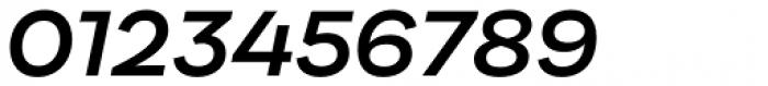 Internacional Alt Semi Bold Italic Font OTHER CHARS