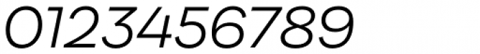 Internacional Alt Ultra Light Italic Font OTHER CHARS