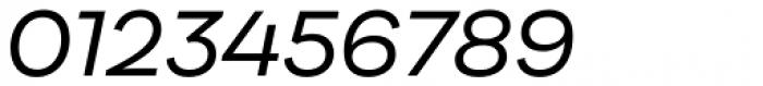 Internacional Light Italic Font OTHER CHARS
