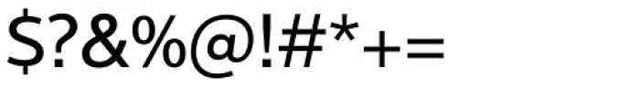 Interval Next Regular Font OTHER CHARS